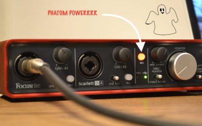 Does Shure SM58 Need Phantom Power?