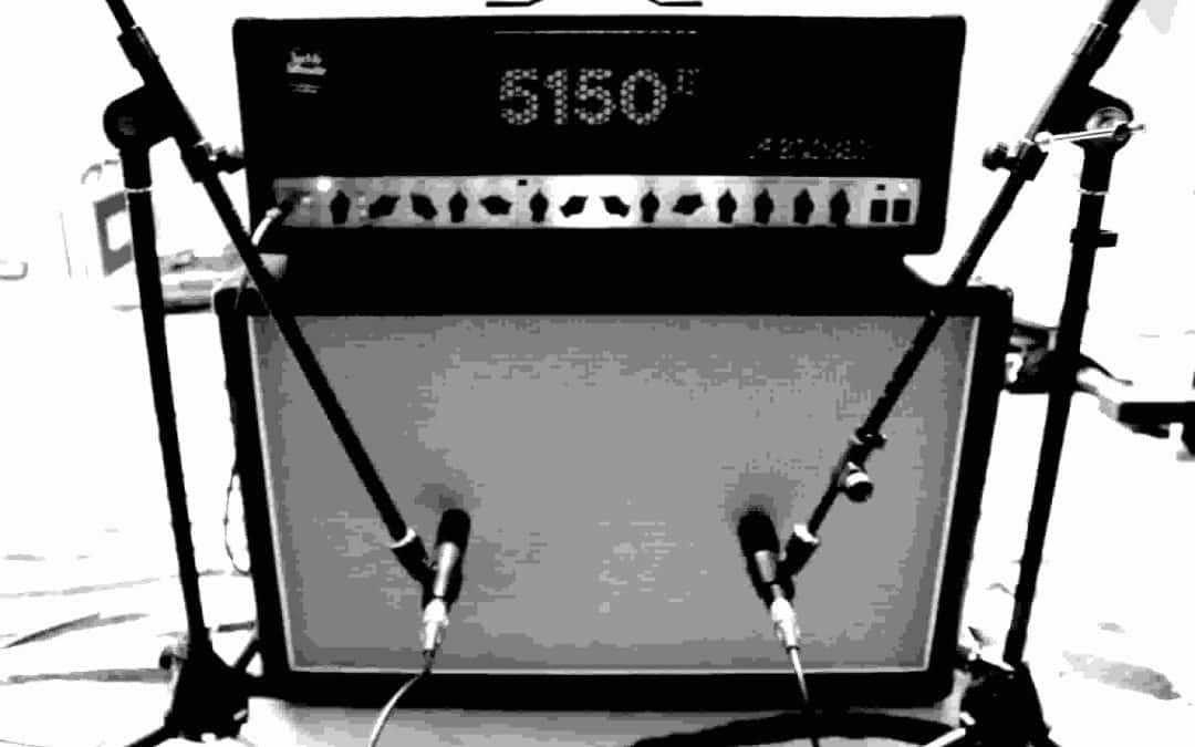 Recording Guitar Amps At Home: Amp Type, Mic Type, Mic Position
