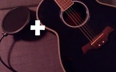 Do I need a pop filter for recording guitar?