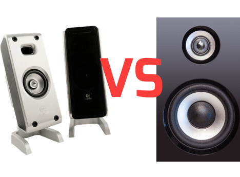 Studio monitors Vs. Regular Speakers What's the Difference?