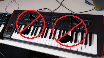 A Quick Fix to MIDI Keyboard Playing the Wrong Notes