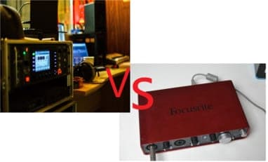 Preamp vs. Audio Interface: What's the Difference?